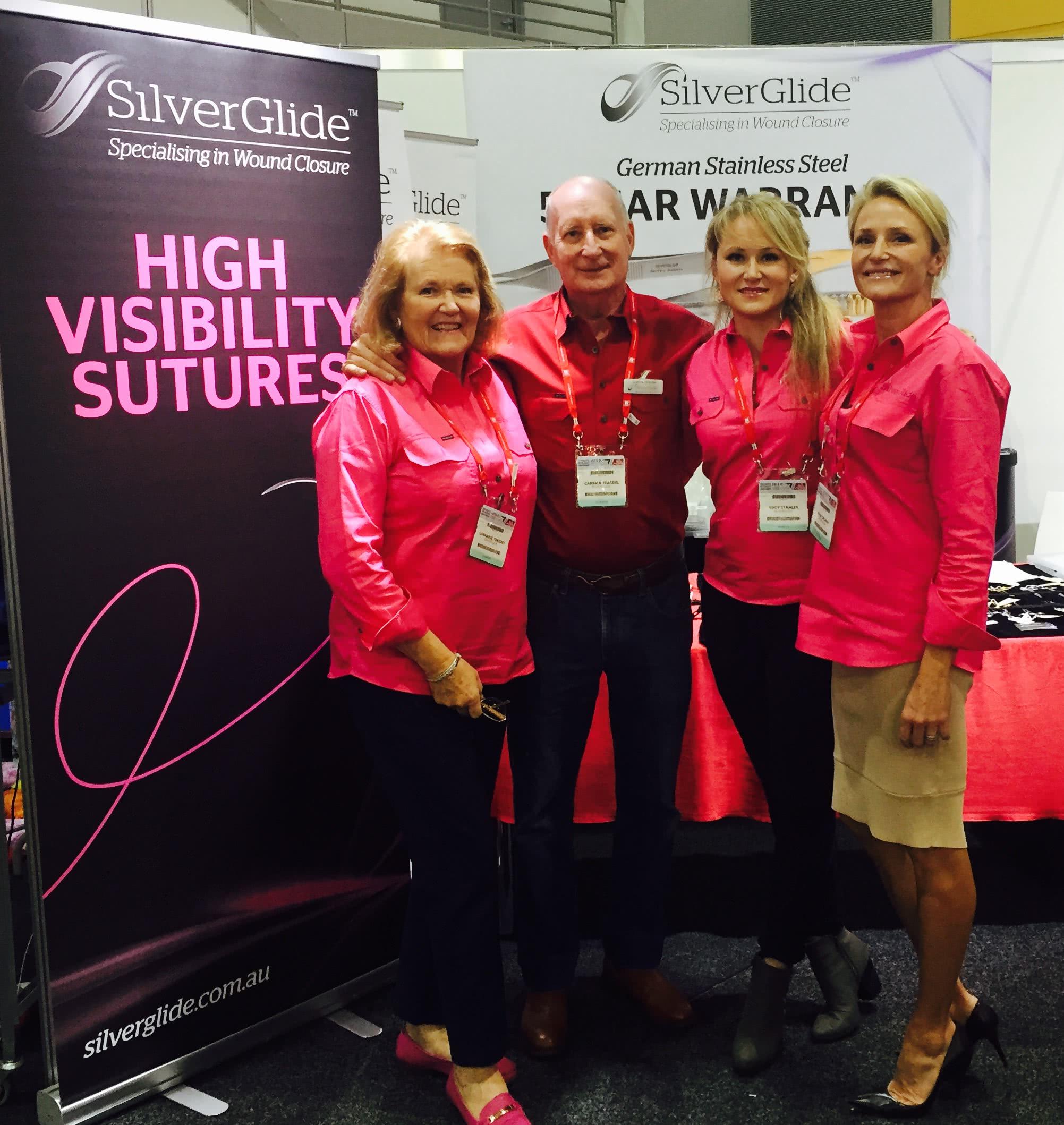Meet the SilverGlide Team